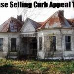 House Selling Curb Appeal Tips